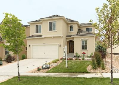 Lakewood Single Family Home Active: 2579 South Kendrick Street