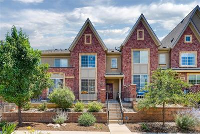 Highlands Ranch Condo/Townhouse Under Contract: 804 Rockhurst Drive #B
