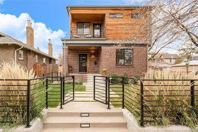 Washington Park Single Family Home Under Contract: 492 South Pennsylvania Street