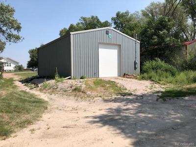 Elbert County Residential Lots & Land Active: 424 Cheyenne Street