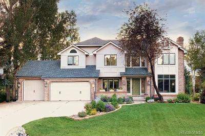 Niwot Single Family Home Active: 6933 Springhill Drive