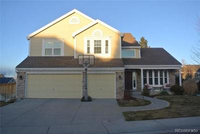 Highlands Ranch Rental Active: 1483 Sunset Ridge Road