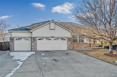 Lone Tree Single Family Home Active: 9862 Indian Wells Drive