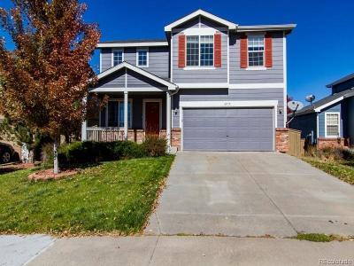 Castle Rock CO Single Family Home Active: $409,900