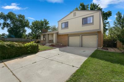 Aurora Single Family Home Active: 4608 South Ivory Court