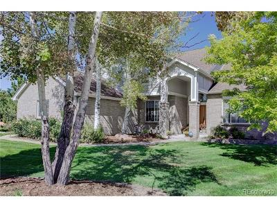 Arvada Single Family Home Active: 12417 West 83rd Drive