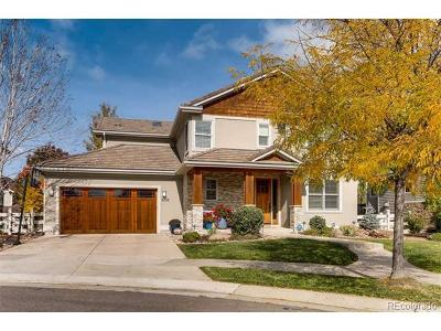 Longmont Single Family Home Active: 2002 Hollyhock Court