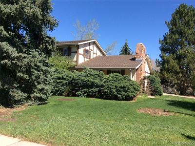 Littleton Single Family Home Under Contract: 5205 West Ottawa Avenue