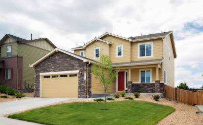 Castle Rock Single Family Home Active: 2519 Summerhill Drive