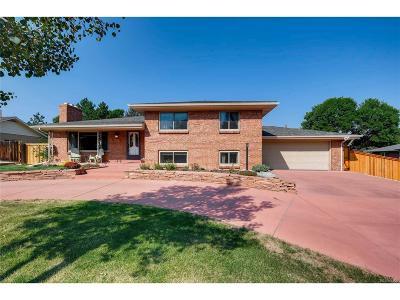 Lakewood Single Family Home Active: 2575 Tabor Street