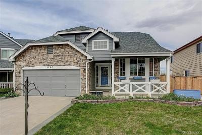 Highlands Ranch Single Family Home Under Contract: 3780 Seramonte Drive