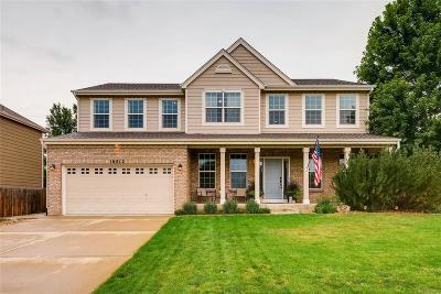 Firestone Single Family Home Active: 10512 Cimarron Street