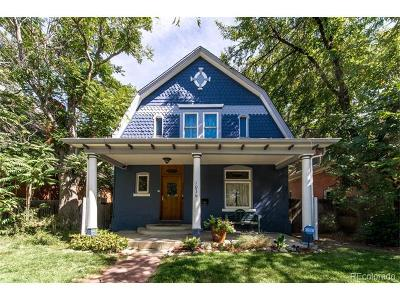 Single Family Home Active: 1036 South Pearl Street