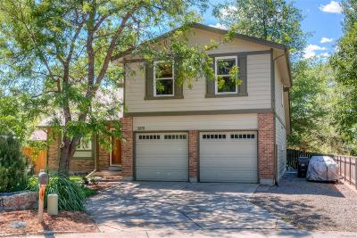 Boulder Single Family Home Under Contract: 3878 Bosque Court