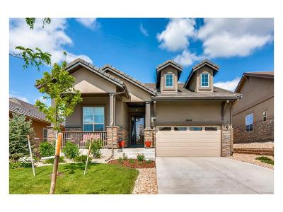 Broomfield Single Family Home Under Contract: 15884 Wild Horse Drive