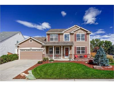 Highlands Ranch Single Family Home Under Contract: 3723 Seramonte Drive