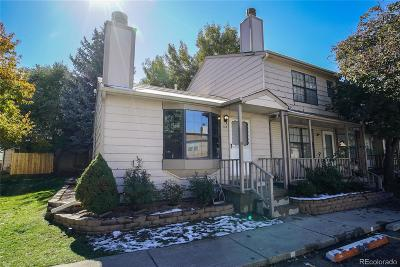 Denver Condo/Townhouse Active: 8172 Washington Street #112
