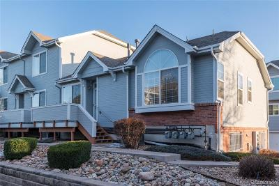 Thornton Condo/Townhouse Under Contract: 4190 East 119th Place #A