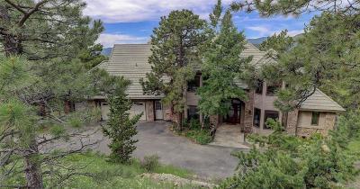 Evergreen Single Family Home Active: 30546 Snowbird Lane