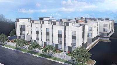 Condo/Townhouse Active: 2012 South Downing Street