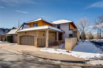 Boulder Condo/Townhouse Active: 4853 Briar Ridge Court