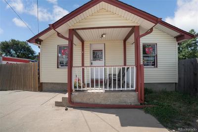 Wheat Ridge Single Family Home Active: 10740 West 44th Avenue
