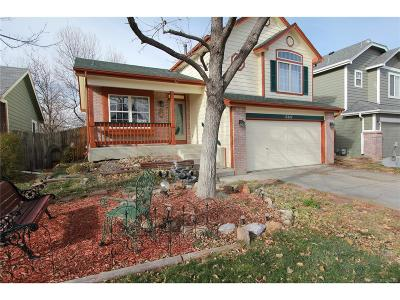 Broomfield Single Family Home Active: 12247 Cherrywood Street