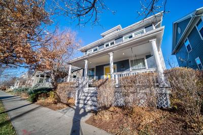 Denver Single Family Home Under Contract: 2526 Xanthia Street