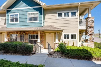 Parker Condo/Townhouse Under Contract: 9369 Amison Circle #102