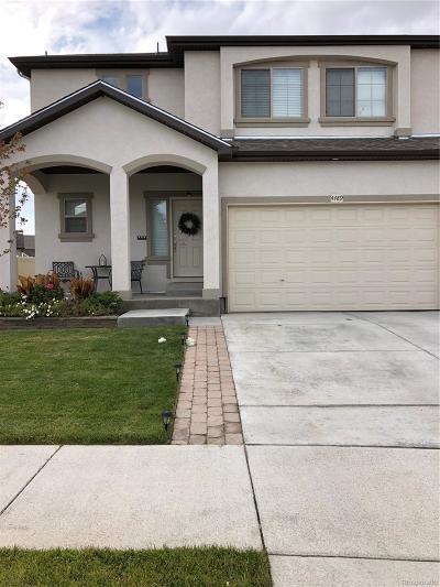 Denver Single Family Home Active: 4489 Truckee Street