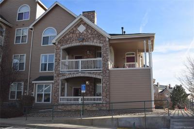 Aurora Condo/Townhouse Under Contract: 18989 East Warren Drive #G-208