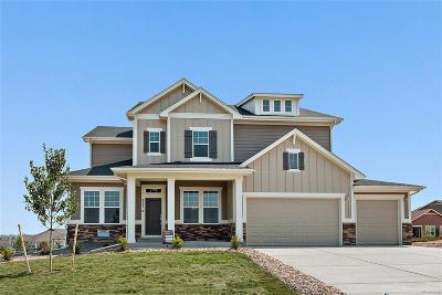 Aurora Single Family Home Under Contract: 23310 East Rockinghorse Parkway