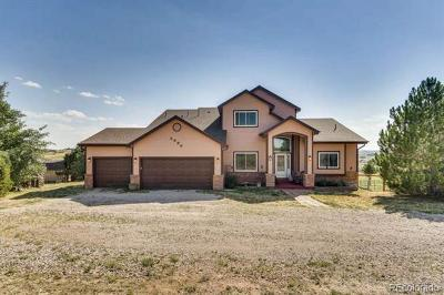 Parker Single Family Home Active: 3980 Longs Peak Circle