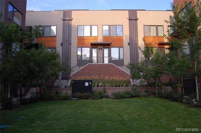 Denver Condo/Townhouse Active: 2416 North Washington Street