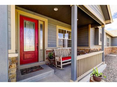 Arapahoe County Single Family Home Under Contract: 147 North County Road 149