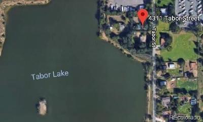 Wheat Ridge Single Family Home Under Contract: 4311 Tabor Street