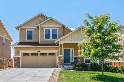 Aurora CO Single Family Home Active: $432,000