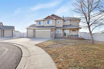 Firestone Single Family Home Under Contract: 9893 Bradbury Street