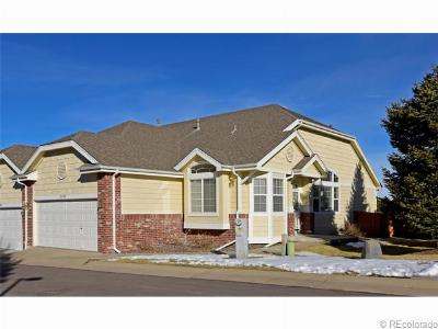 Castle Rock CO Condo/Townhouse Sold: $285,000