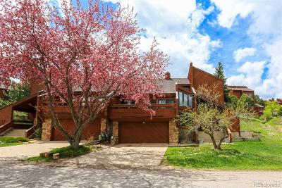 Larkspur CO Condo/Townhouse Under Contract: $330,000