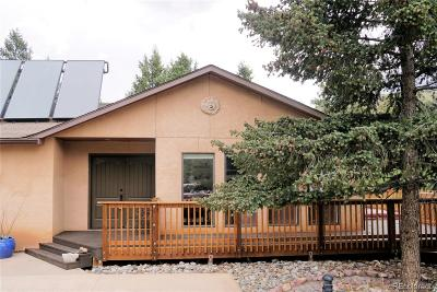Manitou Springs Single Family Home Under Contract: 910 Crystal Park Road