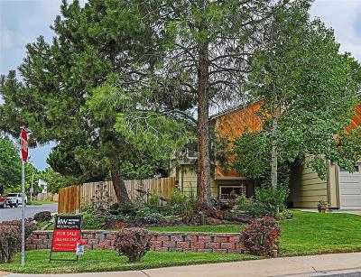 Westminster Single Family Home Active: 9901 Garland Drive