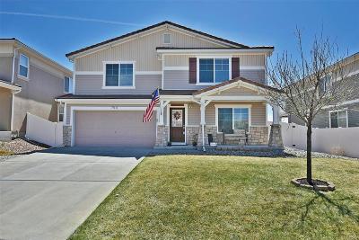 Fountain Single Family Home Active: 7911 Enclave Lane