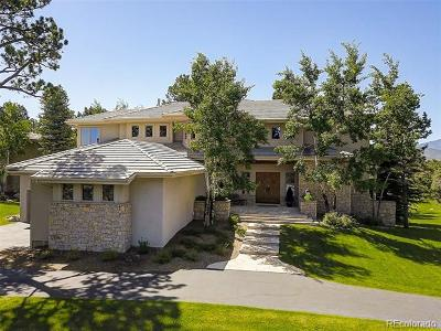 Evergreen Single Family Home Active: 30504 Golf Club Point
