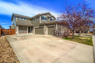 Littleton Single Family Home Under Contract: 10471 West Polk Drive