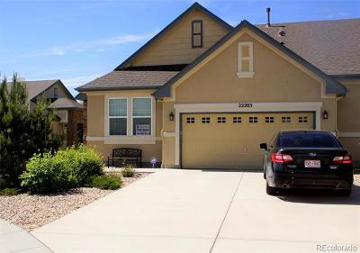 Saddle Rock Condo/Townhouse Active: 22203 East Euclid Drive