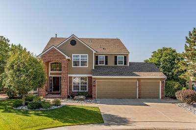 Highlands Ranch Single Family Home Under Contract: 9288 Cactus Bluff Way