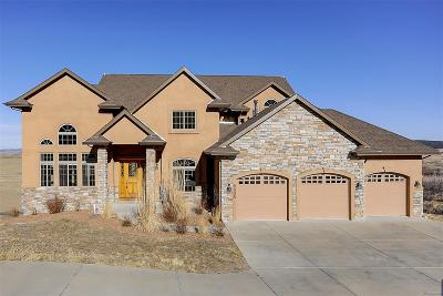 Larkspur CO Single Family Home Under Contract: $749,000