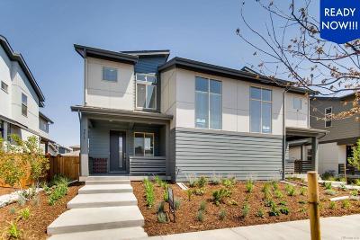 Denver CO Condo/Townhouse Active: $463,735