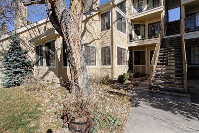 Denver Condo/Townhouse Under Contract: 4876 East Kentucky Avenue #A